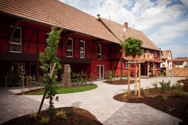 photo Le Domaine d'Autrefois à Bolsenheim